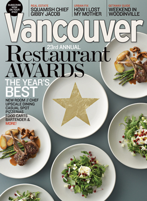 The Restaurant Magazine