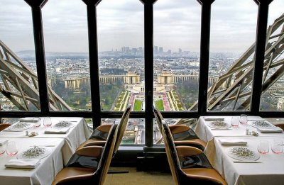 The most beautiful views of the restaurants.
