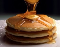 Canadian National holiday - maple syrup.