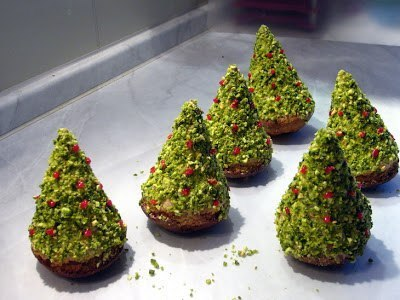 Edible Christmas Trees For The Holiday Table Zemmrate