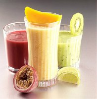 Original smoothie recipes.